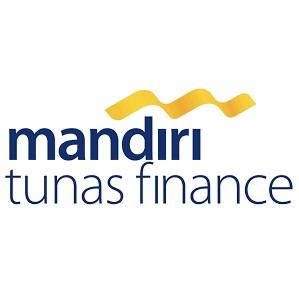 Logo PT Mandiri Tunas Finance