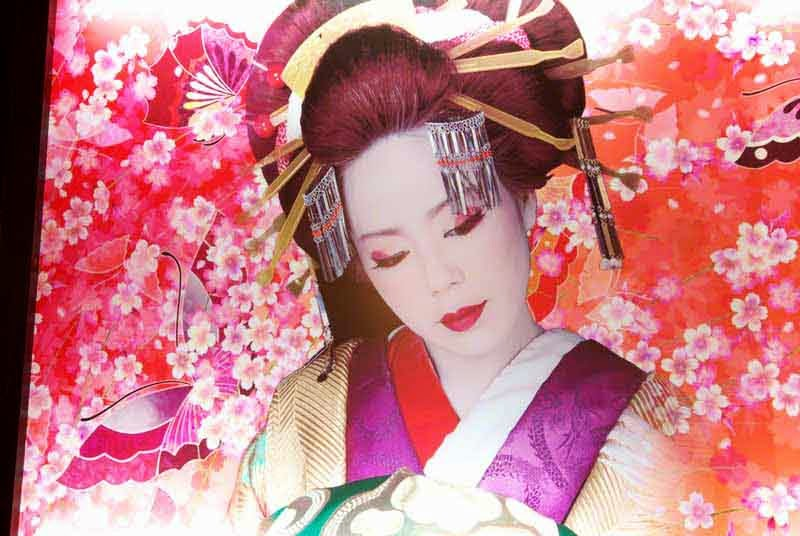 geisha,art
