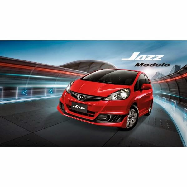 Body Kit Honda Jazz S Modulo 2011-2014