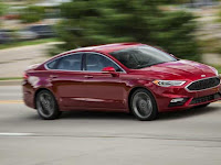 2018 Ford Fusion Sport Specs