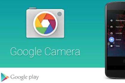 Downlaod Aplikasi Google Camera Efek Bokeh untuk Semua Tipe Xiaomi