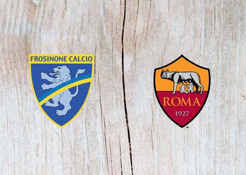 Frosinone vs Roma Full Match & Highlights 22 February 2019
