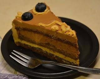 tort fistaszkowo-czekoladowy