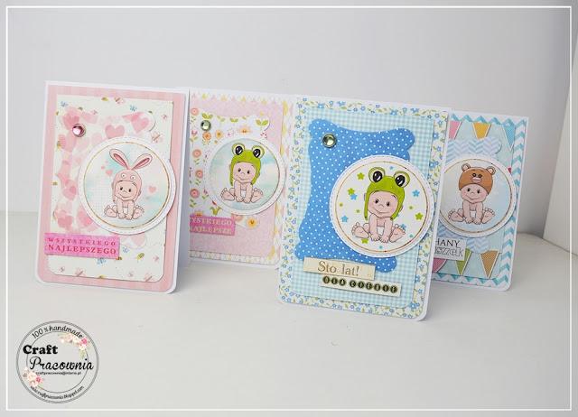 kartki z maluszkami