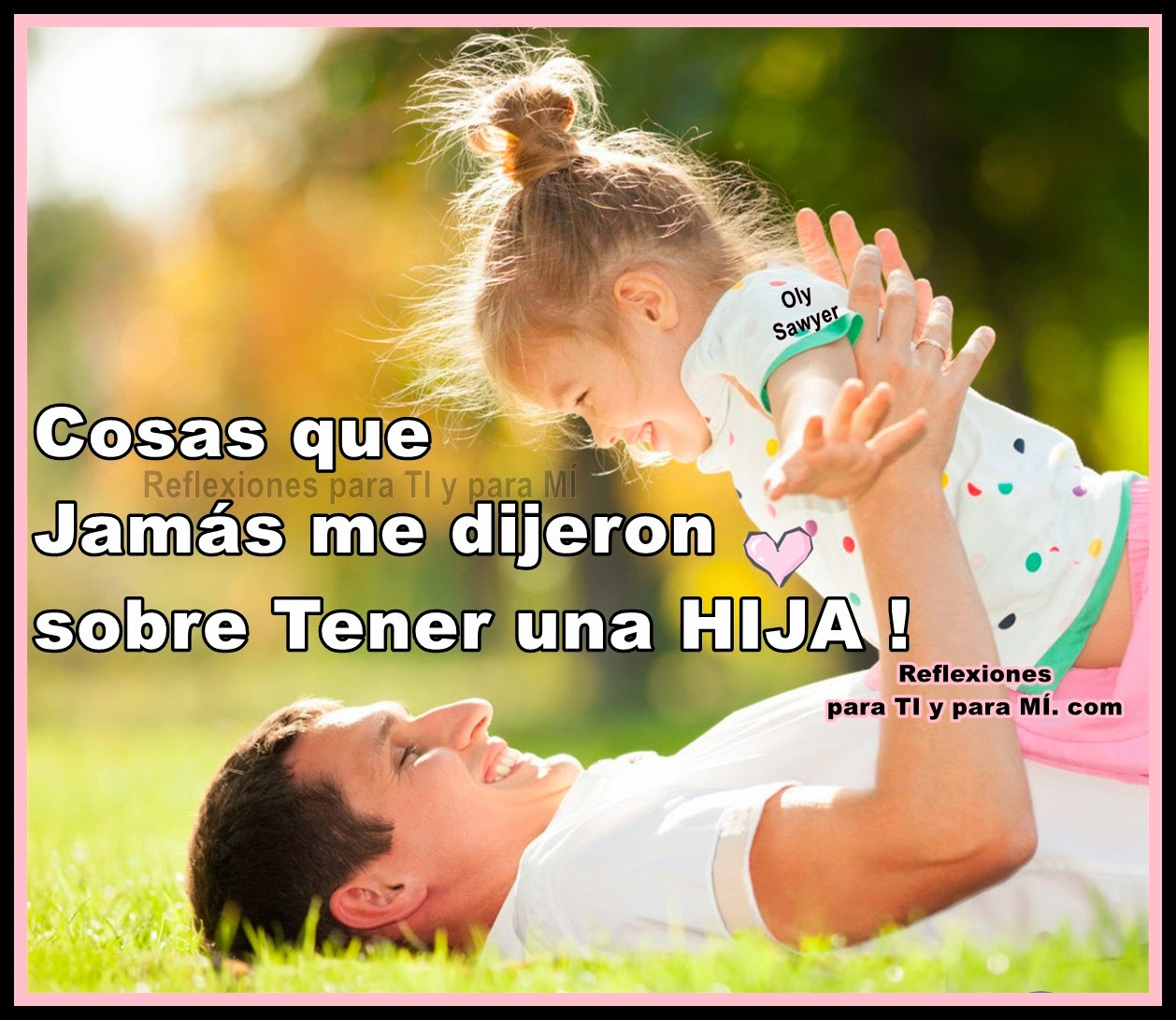 Best Frases De Amor De Un Padre A Su Hija Bebe Image Collection