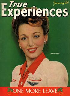 Carole Landis True Experiences