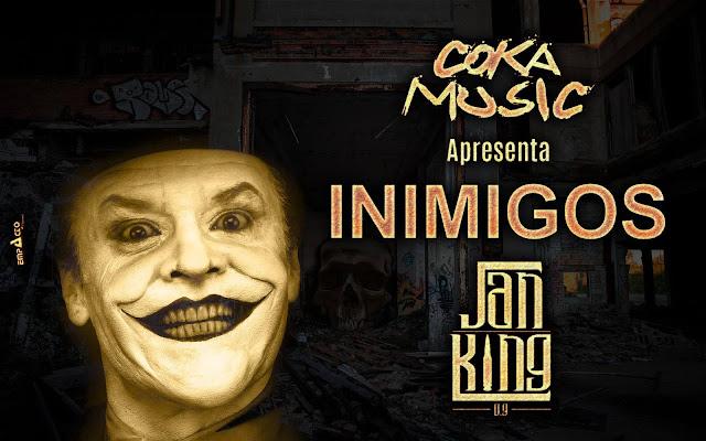 "Jan King lança o videoclipe ""INIMIGOS"""
