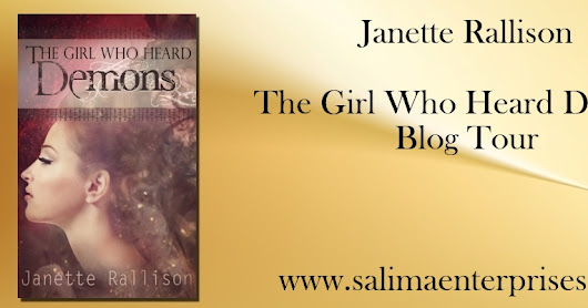 The Canticle: Book Spotlight: The Girl Who Heard Demons
