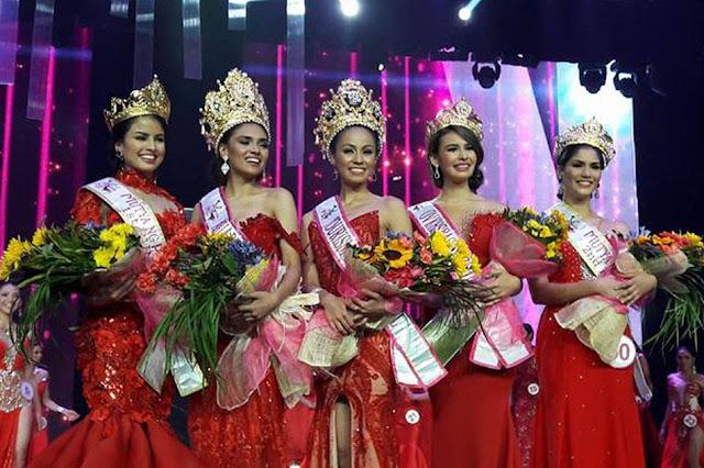 Mutya ng Pilipinas 2016 Grand Winners