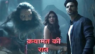 TRP and BARC Rating of star plus serial Qayamat Ki Raat serial on this 28th week 2018, wallpapers, images, show timing, star cast