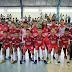 Escolas CEIMH e Duque de Caxias fazem uma final empolgante no Futsal Infantil