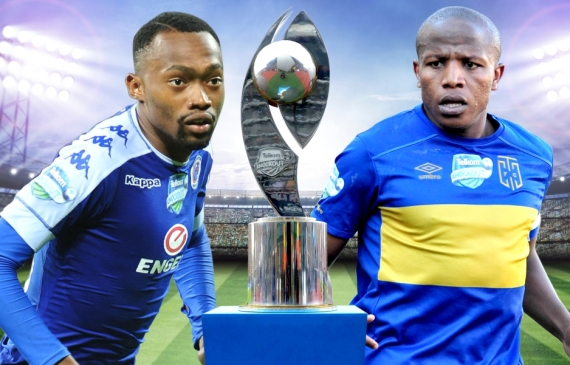 The TKO final has arrived with SuperSport Utd and Cape Town City locking horns in Polokwane.
