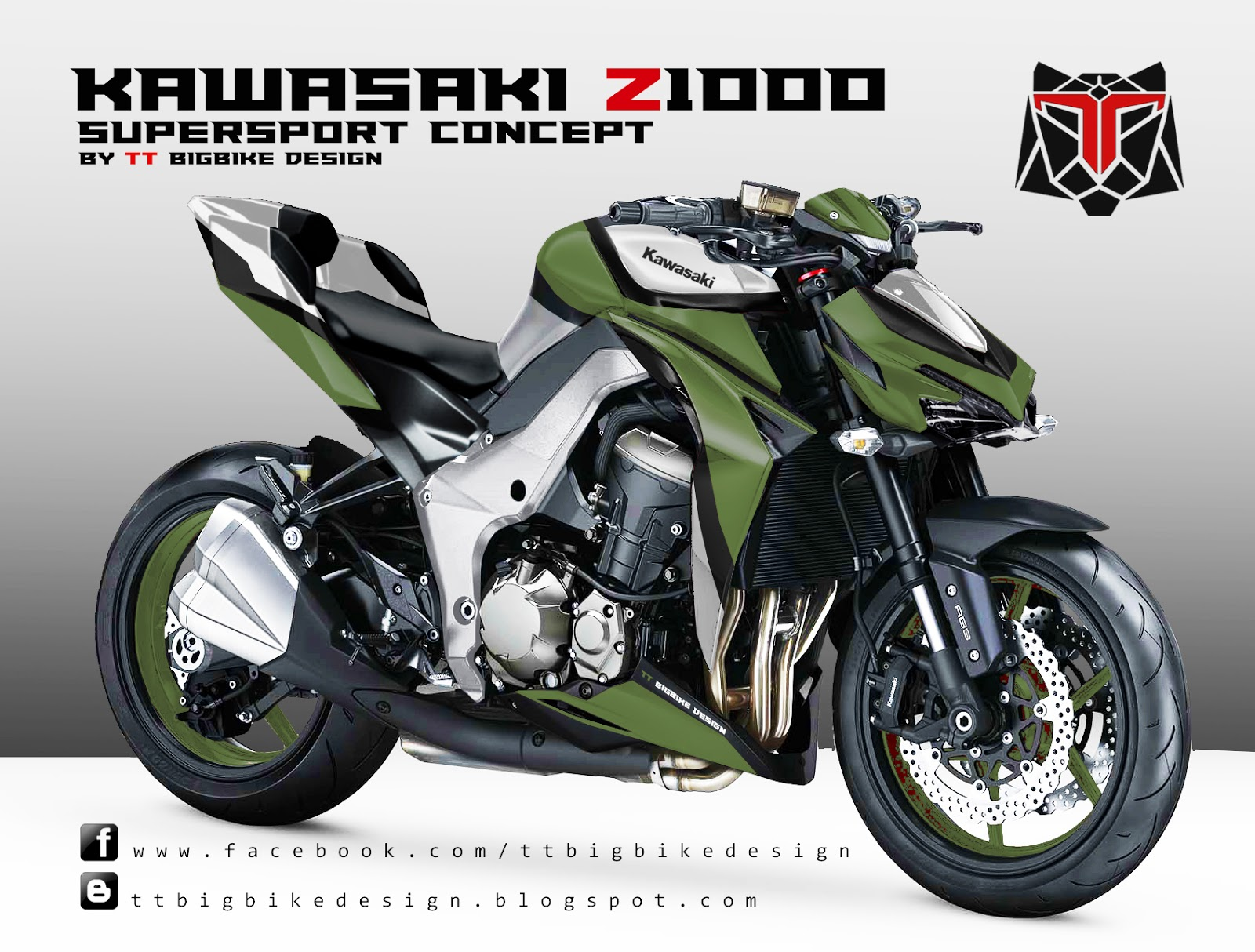 Kawasaki Supersport