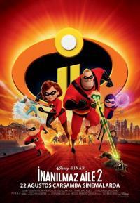 İnanılmaz Aile 2 - Incredibles 2 TR Dublaj ve Altyazılı İndir