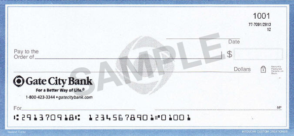 How to get void cheque td online