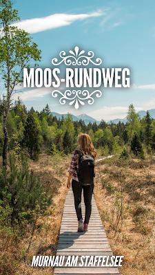 Moos-Rundweg | Wandern Blaues-Land | Wanderung Murnau am Staffelsee | Bayerische Voralpen