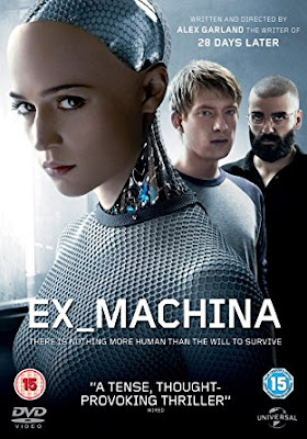 Ex Machina 2015 English Full Movie Download HD