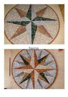 mosaici pavimentali