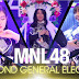 Hasil Sementara MNL48 2nd General Election