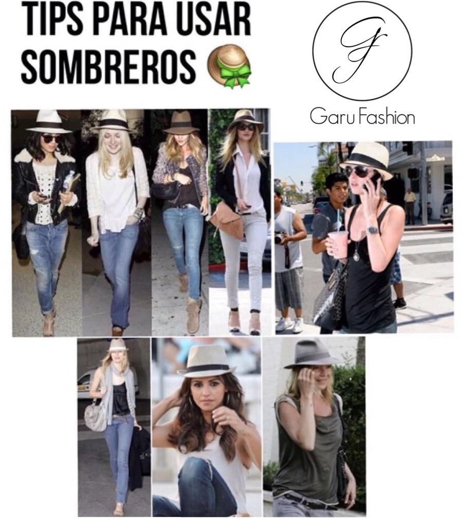 Esta temporada hemos visto que los sombreros se posicionan como el  accesorio preferido para todas las mujeres. Me encantan porque agregan  frescura 4f916c7985b