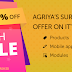 Agriya Declares a Flash Sale Offer of 30% on its Clone Scripts