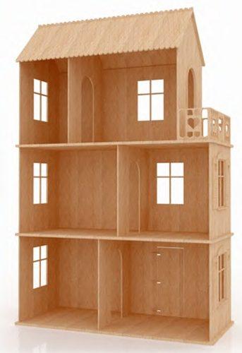 Taller de artes pl sticas y dise o como hacer casa de mu ecas - Como hacer muebles para casa de munecas ...