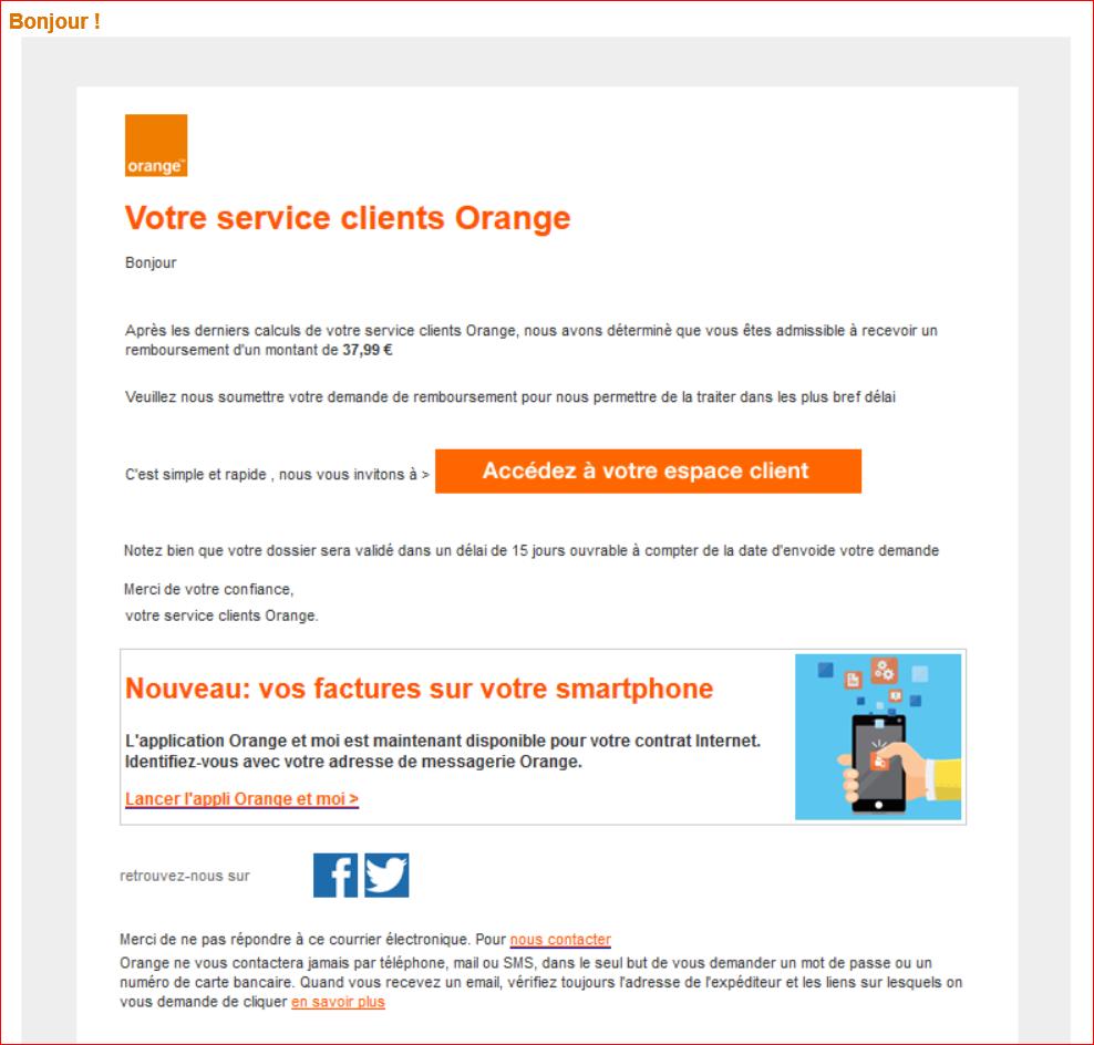 orange piratage de compte mobile et ou fai fournisseur d 39 acc s internet. Black Bedroom Furniture Sets. Home Design Ideas