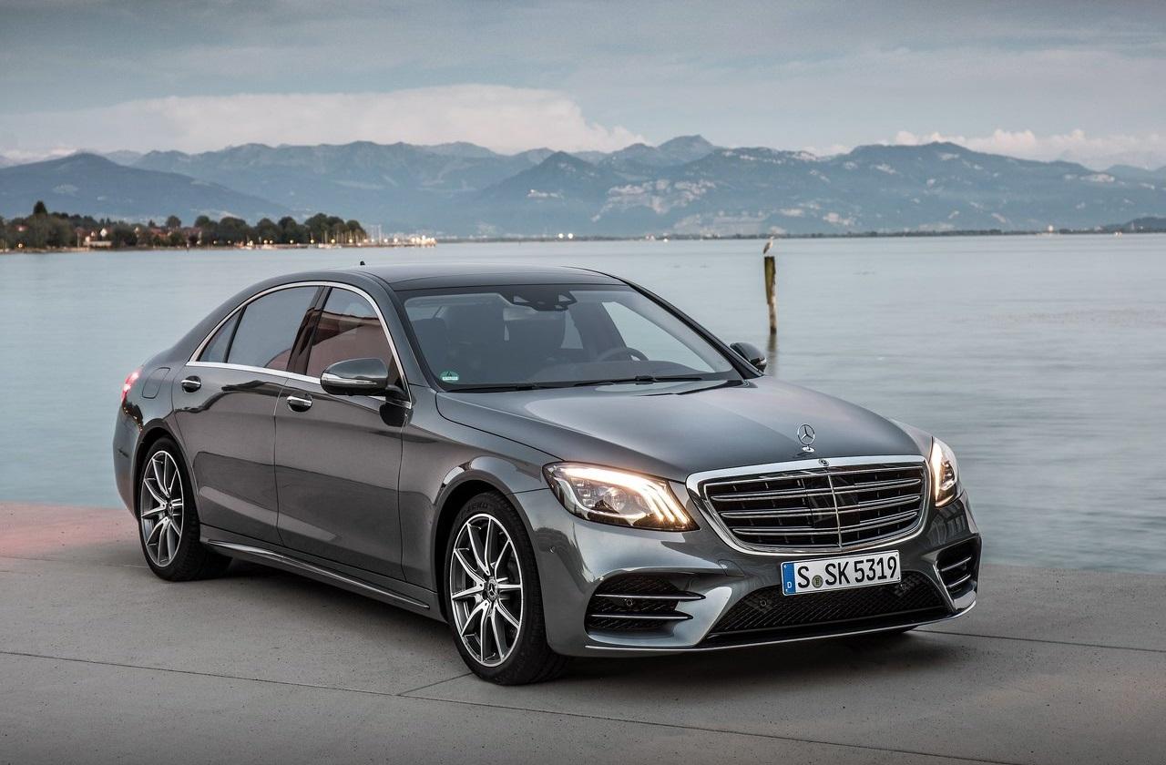 2018-2019 Mercedes-Benz S-Class Details - CAR DETAILS