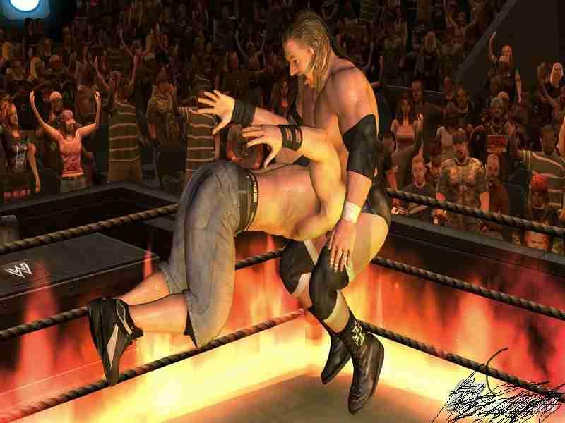 wwe smackdown vs raw 2009  game free
