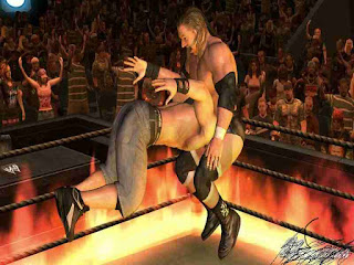 WWE SmackDown Vs Raw 2009 Game Download Free For PC Full Version - downloadpcgames88.com