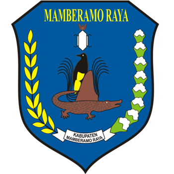 Logo Kabupaten Mamberamo Raya PNG