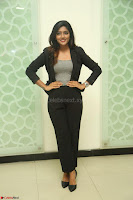 Actress Eesha Looks gorgeous in Blazer and T Shirt at Ami Tumi success meet ~  Exclusive 191.JPG