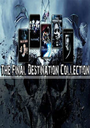 Poster of Final Destination All Parts Collection BRRip 720p Dual Audio
