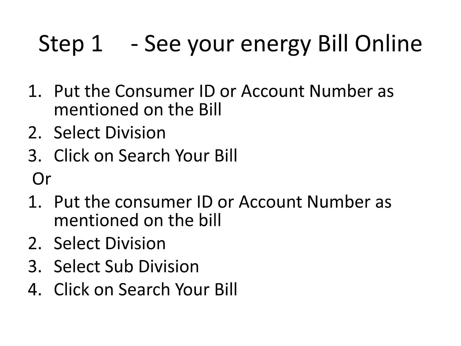 Now pay Electricity Bills online in Bihar through website of