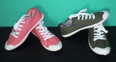 ce9738a6f zapatillas de lona carrefour