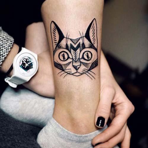 kedi dövmeleri cat tattoos 39