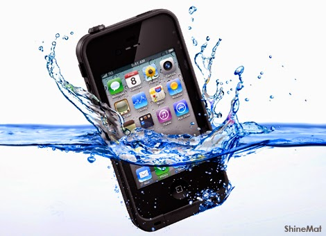apple waterproof iphone
