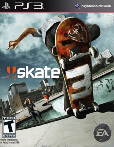 skate  - Download Skate 3 For PS3