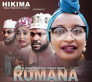 Film: Rumana 1 To 4 Sabon Hausa Film 2017