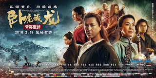 Download Film Crouching Tiger, Hidden Dragon: Sword of Destiny (2016) BluRay 720p Subtitle Indonesia