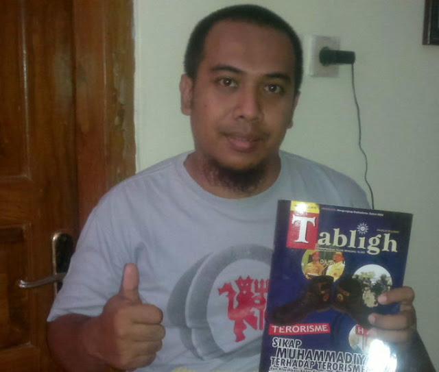 Majalah tabligh, mengasah kemuhammadiyahan kita