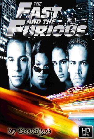 Rapido y furioso [2001] HD 1080P Latino [Google Drive] GloboTV