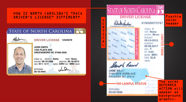 North Drivers Carolina Carolina License 2013 2013 Drivers North License