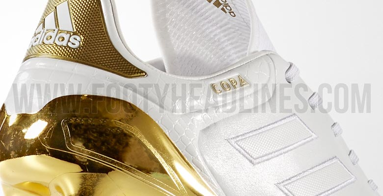 the best attitude a04ee bbce2 A special-edition launch, the Adidas Copa 17 Crowning Glory soccer cleats  were released today as last Adidas boot pack of the year. +1