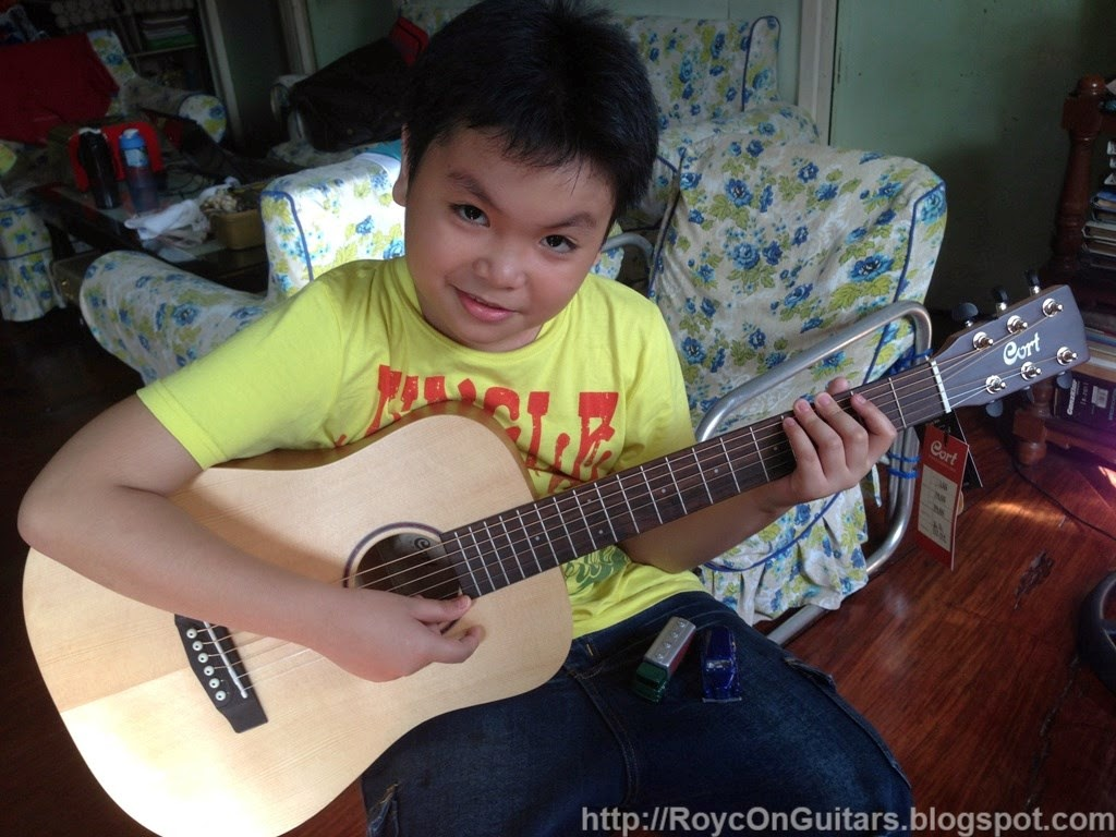 Royc On Guitars My Search For My Son S Acoustic Guitar