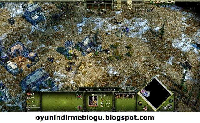 age of mythology torrent indir