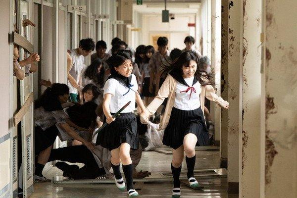 Live Action School Live Perlihatkan Preview Scene Filmnya