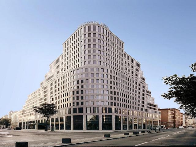Hotel Concorde em Berlim