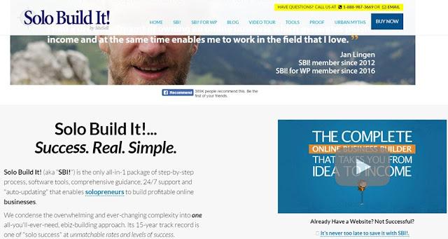 Sitesell Homepage