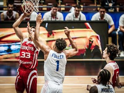 FIBA U20 Europe - Türkiye